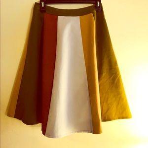 Gracia Vegan Leather Skirt (NWT)